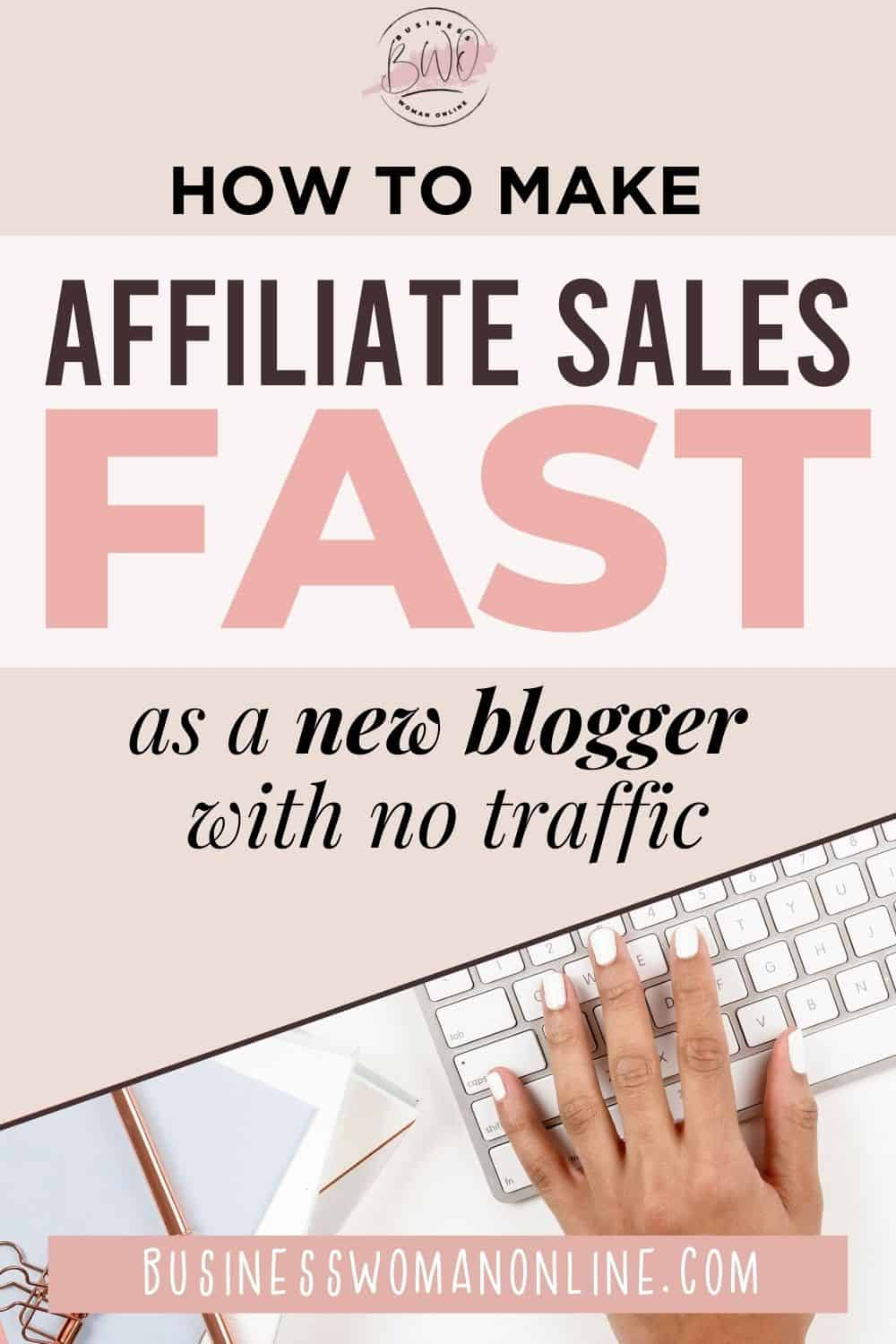 affiliate marketing for new bloggers
